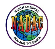North American Dog Agility Council Logo Dog Sports